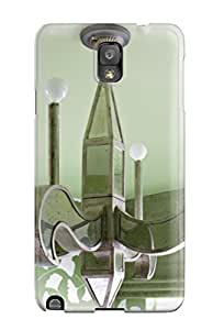 Excellent Galaxy Note 3 Case Tpu Cover Back Skin Protector Green Glass Chandelier Against Green Painted Ceiling In Girls Bedroom