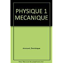 Physique I[-III]