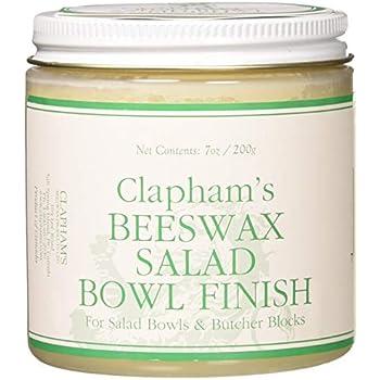 Amazon.com: Acabado en cera de abejas Bloque de carnicero de ...