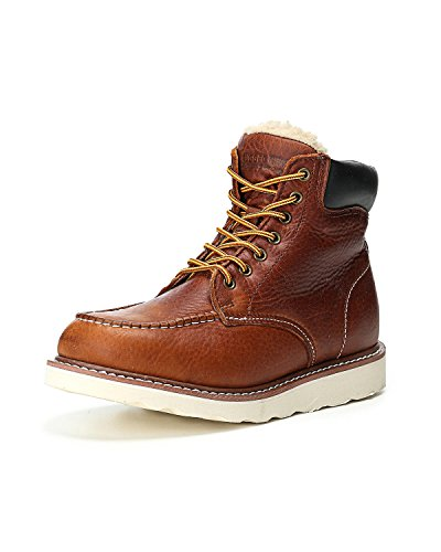 Boots Rugged Gear - MARRON, 44