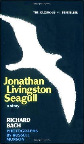 Jonathan Livingston Seagull by Richard Bach (1973-08-01): Richard Bach: Amazon.com: Books