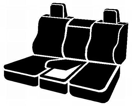Front Split Seat 40//20//40//Saddle Blanket Fia TRS47-24 GRAY TRS40 Solid Wrangler Solid Gray Seat Cover