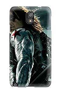 The Winter Soldier Case Compatible With Galaxy Note 3/ Hot Protection Case