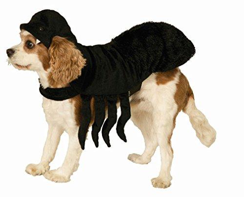 Novel Spider Pet Dog Cat Costume Size Small