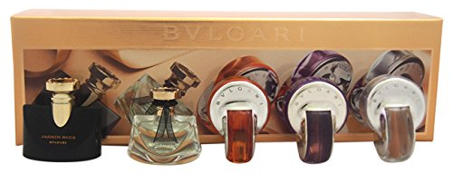 Bvlgari Collection Eau de Parfum Spray 5 Piece Gift Set for Women