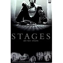 Britney Spears Stages: Book and DVD