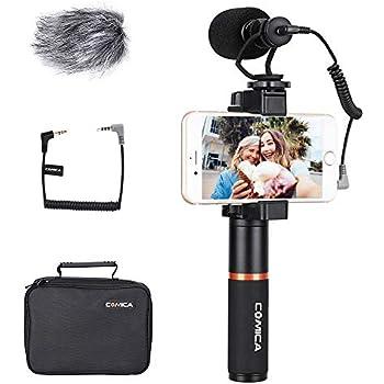 Liobaba Universal Flexible Mini Portable Metal Tripod Stand for Digital Camera Webcam