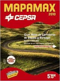 Mapamax 2010 Mapa Touring Touring Map Spanish Edition