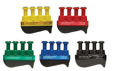 Alimed Digi-Flex LiTE - Set of 5 (1 each: yellow, red, green, blue, black) by AliMed
