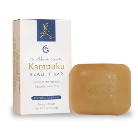 Essential Formulas - Dr. Ohhira's Probiotic Kampuku Beauty Bar Soap - 2.82 oz. by Bobfriend
