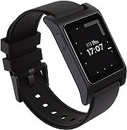 Pebble 2 Smart Watch - Black/Black