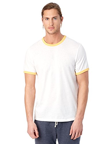 Cheap Alternative Mens Keeper Vintage Jersey Ringer T-Shirt for cheap