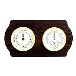 Tide Clock, Thermometer and Hygrometer