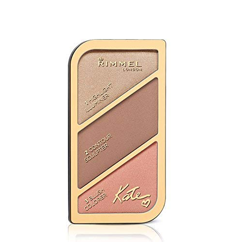 002 Kit (Rimmel London Kate Sculpting & Highlighting Kit- 002 Coral Glow by Rimmel)