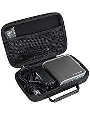 Anleo Hard EVA Travel Case for ViewSonic M1 Portable Projector with Dual Harman Kardon Speakers