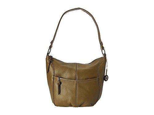 The Sak Iris Hobo Shoulder Bag (Small, Sage) ()