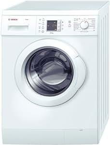 Bosch WAE20464EP Independiente Carga frontal 7kg 1000RPM Color blanco - Lavadora (Independiente, Carga frontal, A, Color blanco, Izquierda, 220-230 V, 50 Hz)