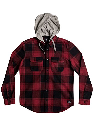 Herren Hemd lang DC Runnel Shirt LS