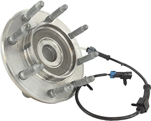 (SKF USA BR931000 Wheel Bearing and Hub Assembly (X-Tracker Design))
