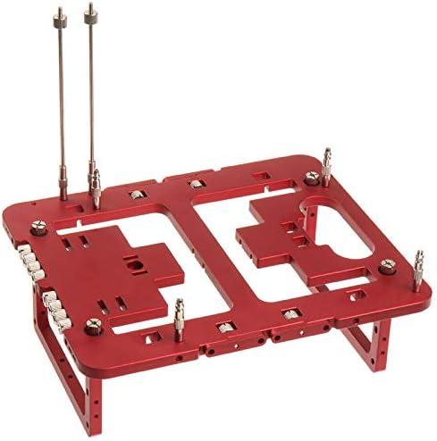 Streacom ST-BC1R-MINI Boitier BC1 Mini Bench Table Rouge