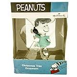 Peanuts Hallmark Lucy Ice Skating Skater Ornament