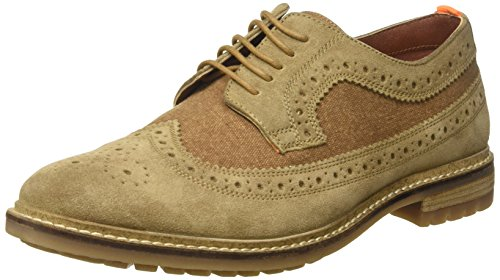 Superdry Winter Brad Brogue Schoen 8 Tan