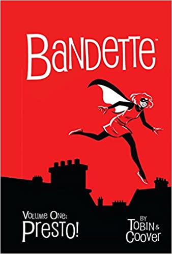 Image result for bandette: presto