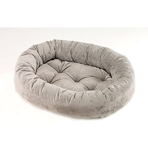 Bowsers Donut Bed, X-Small, Granite