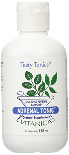 Vitanica Adrenal Tonic Support Ounce