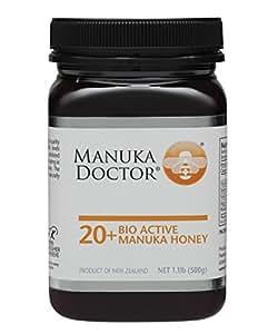 Manuka Doctor Bio Active Honey, 20 Plus, 1.1 Pound