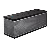 Meidong Universal Water Resistance QQChocolate Portable V4.0 Wireless Bluetooth Speaker with 10W Dual Driver and Built-in Microphone