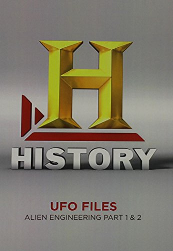 Ufo Files:alien Engine Pt1&2, used for sale  Delivered anywhere in USA