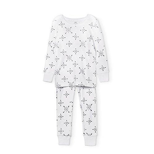 aden + anais Pajama Set, 2 Piece, 100% Cotton Sleepwear, Love, Size 18M by aden + anais