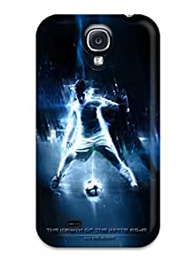 Pretty KXvcrDu10424rrKzK Galaxy S4 Case Cover/ Football For Computer Series High Quality Case