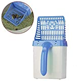 Cat Litter Shovel pet Toilet Processor Spoon cat Litter