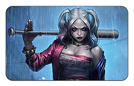 Question harley quinn naked game version