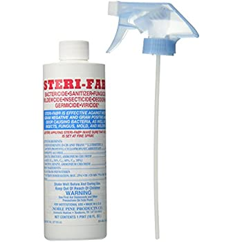 Steri-Fab Mixed Insecticide, 16 Oz.