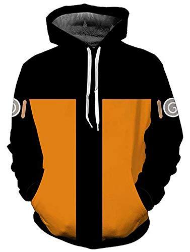 naruto hoodie - 8