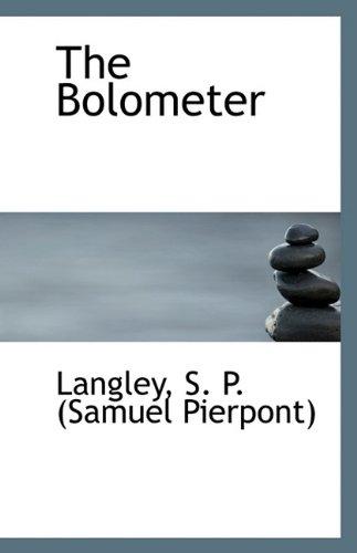 The Bolometer
