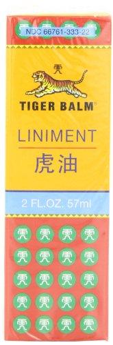 TIGER BALM LINIMENT, 2 fl. oz (Pack of 2)