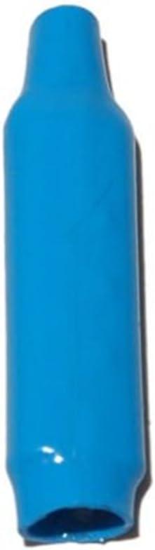Low Voltage Wire Connectors Blue 1000Pcs QIYAT B Connectors Silicone Filled Wet B Gel Telephone Alarm Wire Crimp Bean Type Splice for Low Voltage application