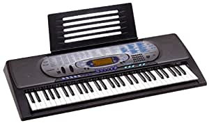 casio ctk 571 61 note touch sensitive portable electronic keyboard musical instruments. Black Bedroom Furniture Sets. Home Design Ideas