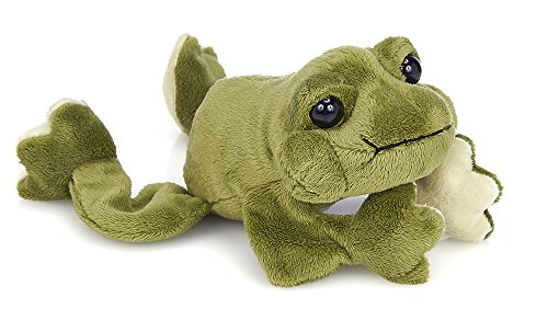 Bearington Frank Jr. Plush Stuffed Animal Frog 8