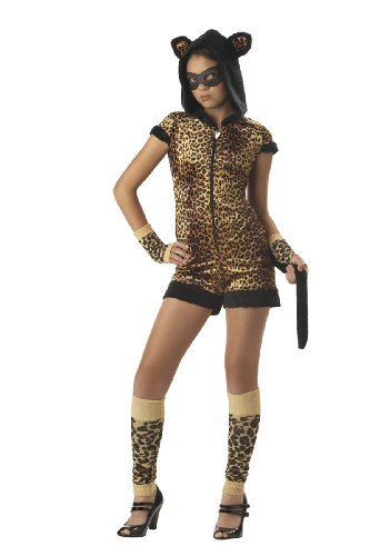 California Costumes Girls Tween The Cat's Meow Costume, X-Large