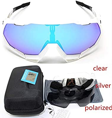 Polarized Cycling Sunglasses Men/'s Mountain Bike Goggles Sport Bicycle Glasses