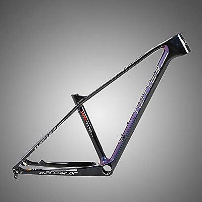 Ciclismo Cuadros Marco de la fibra de carbono de montaña a campo ...