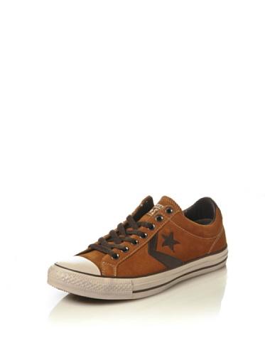 Marrone Sneaker Converse Ox Ev Suede Player Star cioccolato x7xYFwqAd