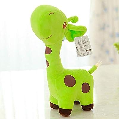 Amazon.com: JEWH - Juguete para bebé, diseño de oso de ...