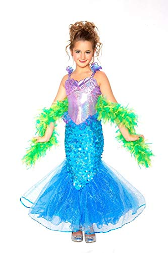 Palamon Mermaid Costume ()