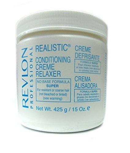Relaxer/Crema Levigante Revlon Conditioning Creme Relaxer Super 425G